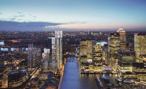 英国十大城市排行榜:伦敦是世界第一大金融中心
