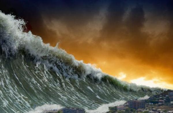 世界十大灾难排行榜:2004印度洋海啸死伤超5.5万人