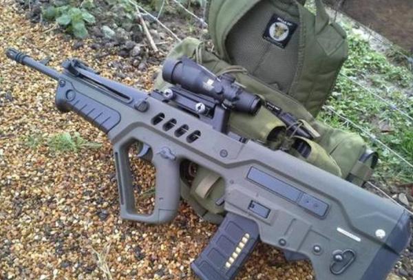 世界十大突击步枪排名:AK74步枪销量达2亿