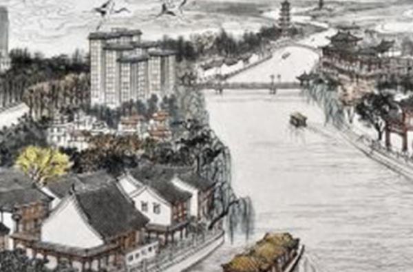 唐朝十大城市排行榜:长安是十三朝的古都