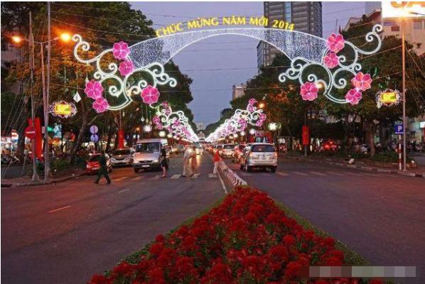 过春节的五个国家 中国外全球哪些国家过春节