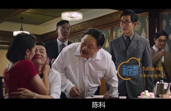 树大招风2016,有可能是年度最佳港片,林家栋/陈小春/任贤齐