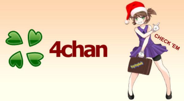 全球最著名的匿名贴图论坛4chan