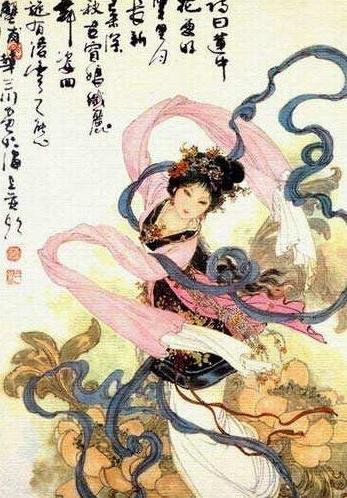 中国古代十大美女排名 中国历史上最漂亮的十个女人