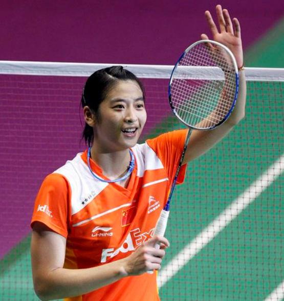 中国十大羽毛球运动员 全国最强的羽球运动员排名