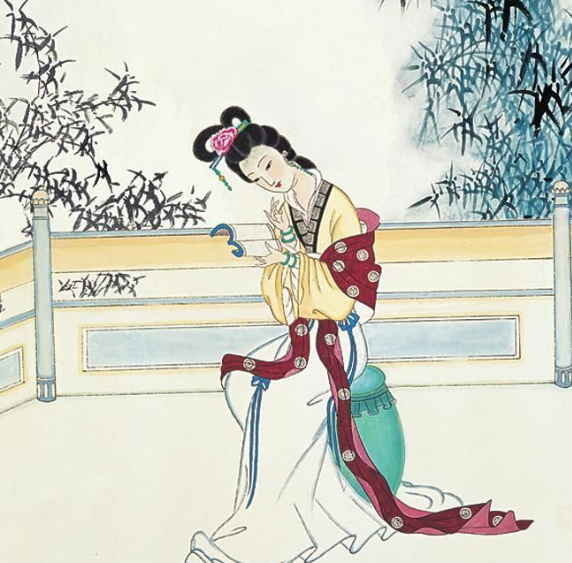 中国古代四大才女 古代著名的才女排名