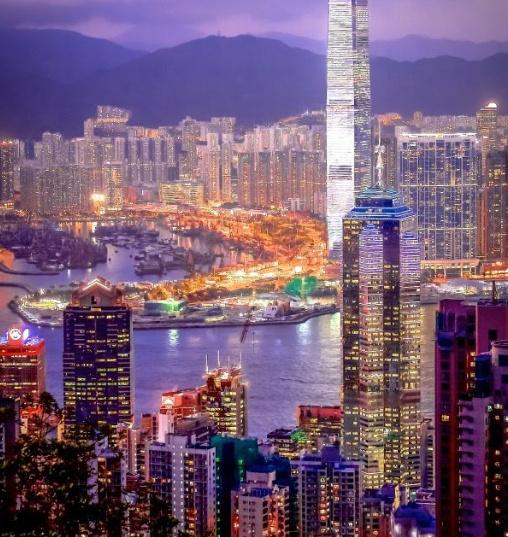 世界三大夜景排行榜 全球最美丽的夜景排名