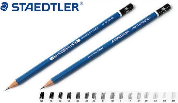 十大素描铅笔品牌排行榜 最好用的素描铅笔排名