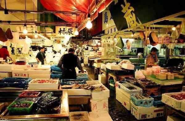 世界五大海鲜市场排行榜 世界最著名的水产市场排名