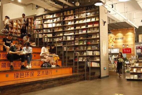 深圳十大网红书店排行榜 深圳最具人气的书店排名