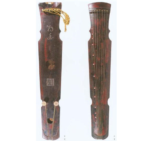 中国古代十大名琴排行榜 历史上十大传世古琴排名