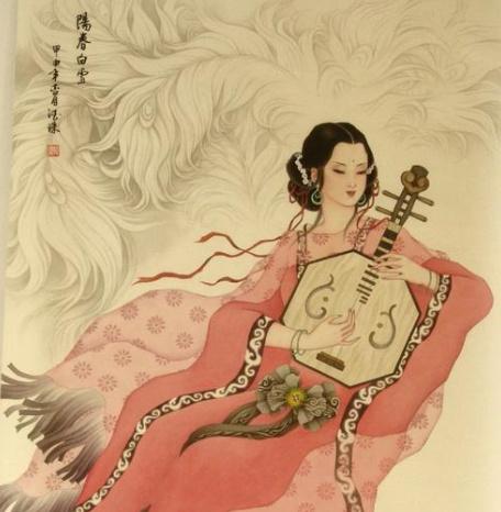 中国古典十大名曲排行榜 中国历史上最为经典的琴谱排名