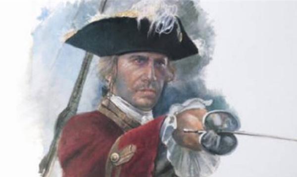 世界十大著名海盗排行榜:黑胡子为加勒比海盗原型