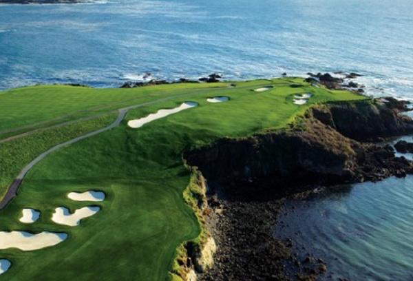 世界十大最美高尔夫球场排行榜:松树谷高尔夫球场最为豪华