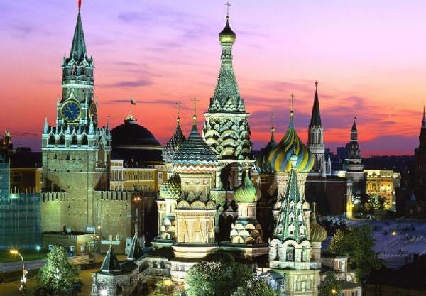 欧洲国家国土面积排行榜:俄罗斯面积排名第一