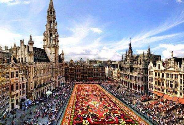 比利时国土面积:比利时面积相当于我国海南省