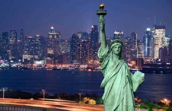 美国最大的城市:纽约面积和经济都排全美第一