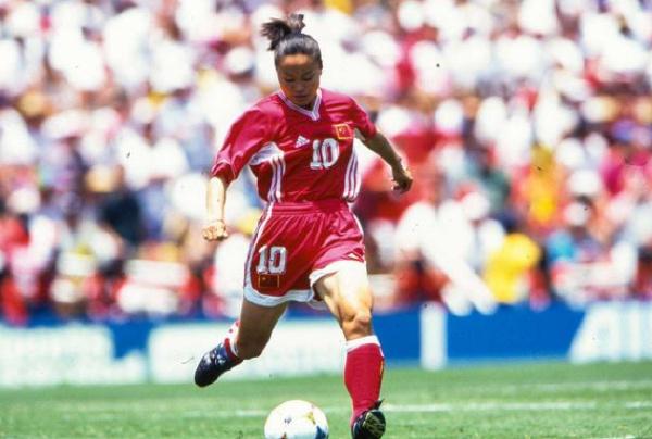 中国十大女足巨星排行榜 中国女足最著名的球星排名