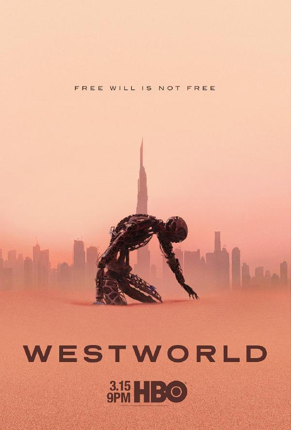 HBO神剧《西部世界》第三季更新到第二季-福利巴士