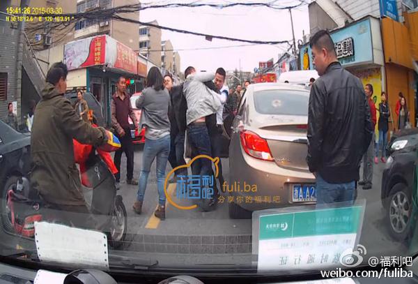 杭州斗气车引发的群殴,这是一场联盟与部落的战争~