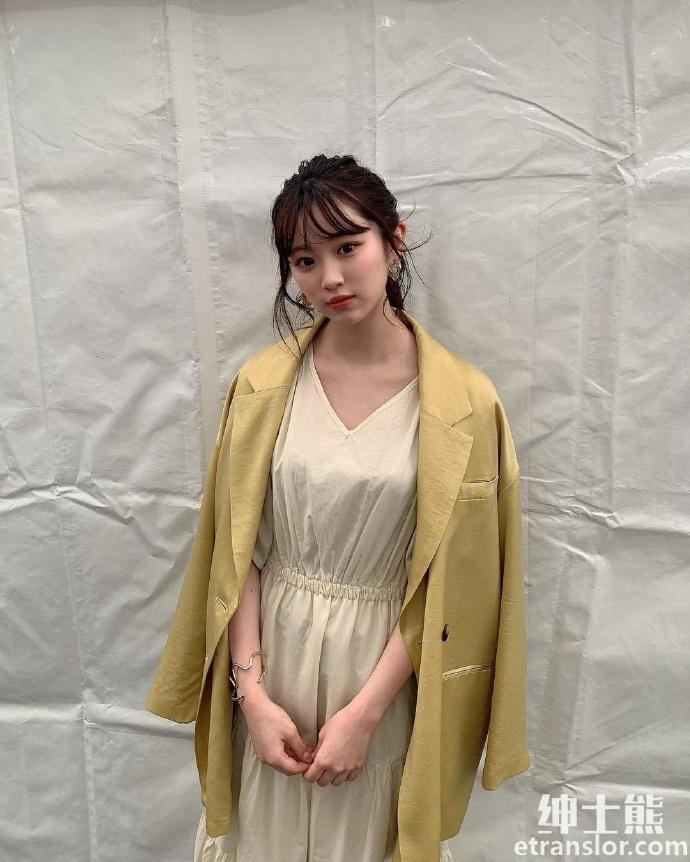 2005 年出生清新美少女平野梦来首度放风饱满雪乳吸万粉 网络美女 第20张