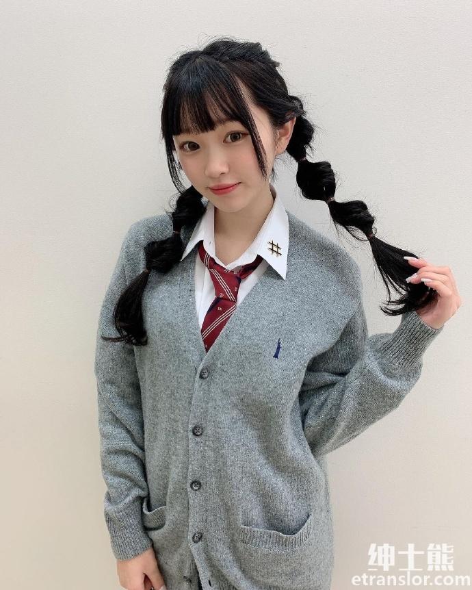 2005 年出生清新美少女平野梦来首度放风饱满雪乳吸万粉 网络美女 第15张