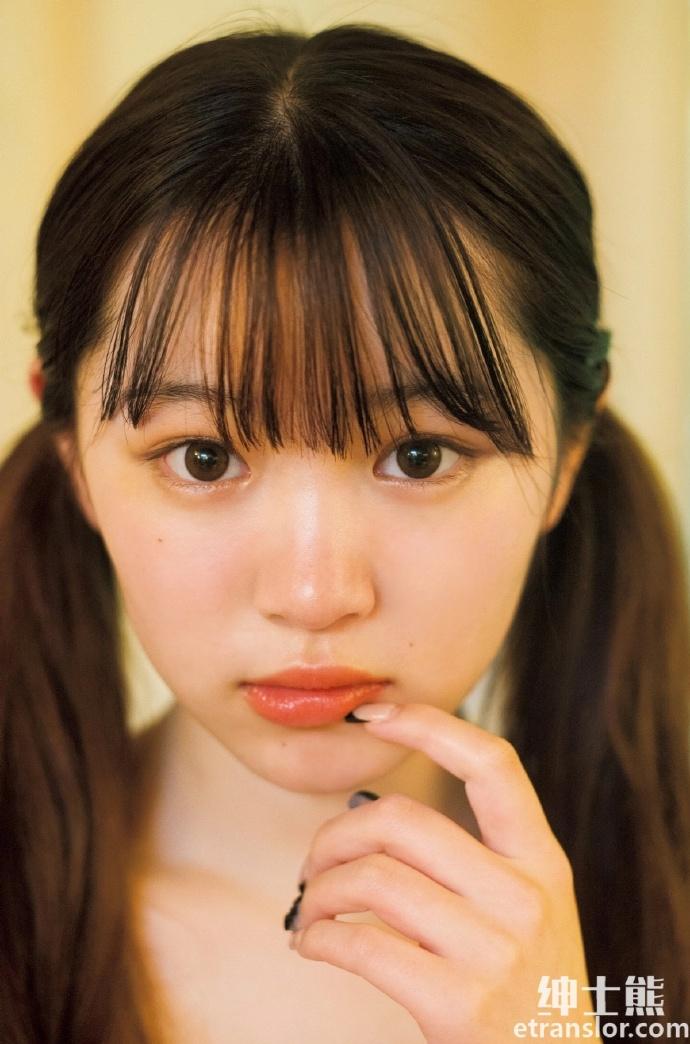 2005 年出生清新美少女平野梦来首度放风饱满雪乳吸万粉 网络美女 第13张