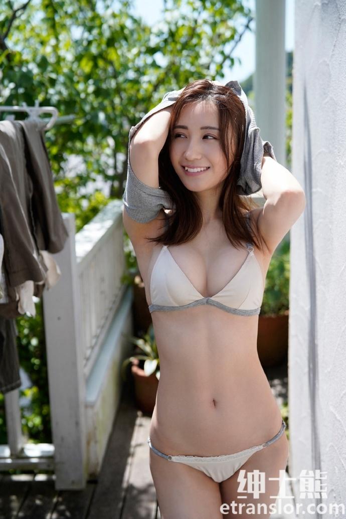 23 岁正妹伊藤爱真写真曝光大晒甜美笑容圈粉 网络美女 第19张