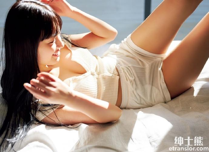 靠《假面骑士》爆红20 岁鹤嶋乃爱空灵长相身材积累高人气 网络美女 第27张
