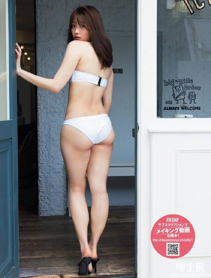 超诱人新一代写真女神石田桃香最新写真再晒火辣曲线 网络美女 第32张