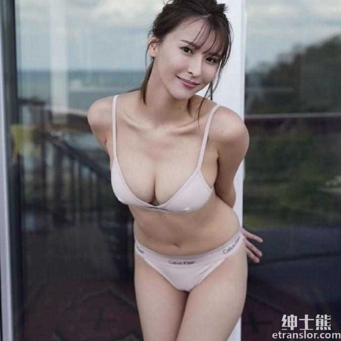 正妹奈月赛纳终于再推写真172 cm+御姐气息迷倒网友 网络美女 第10张