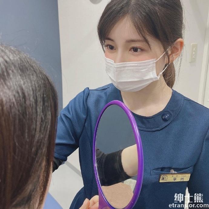 人气实境节目《双层公寓》成员早田ゆりこ成为气质皮肤科医师 网络美女 第9张