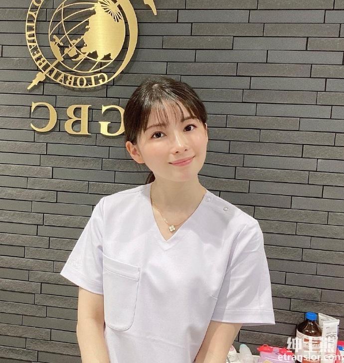 人气实境节目《双层公寓》成员早田ゆりこ成为气质皮肤科医师 网络美女 第3张