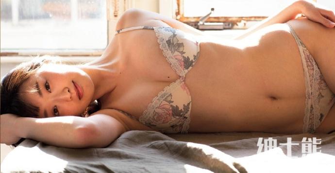 日本国民美少女黒木绫乃居家诱惑穿搭稚嫩白皙美腿性感 网络美女 第8张