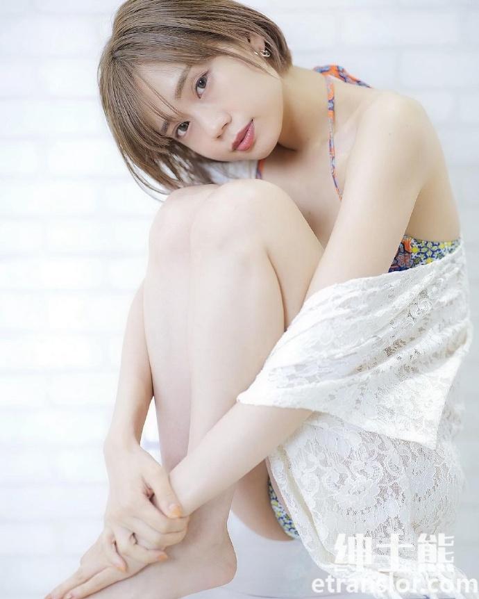 清纯短发美少女东口优希温暖气质疗愈人心 网络美女 第17张