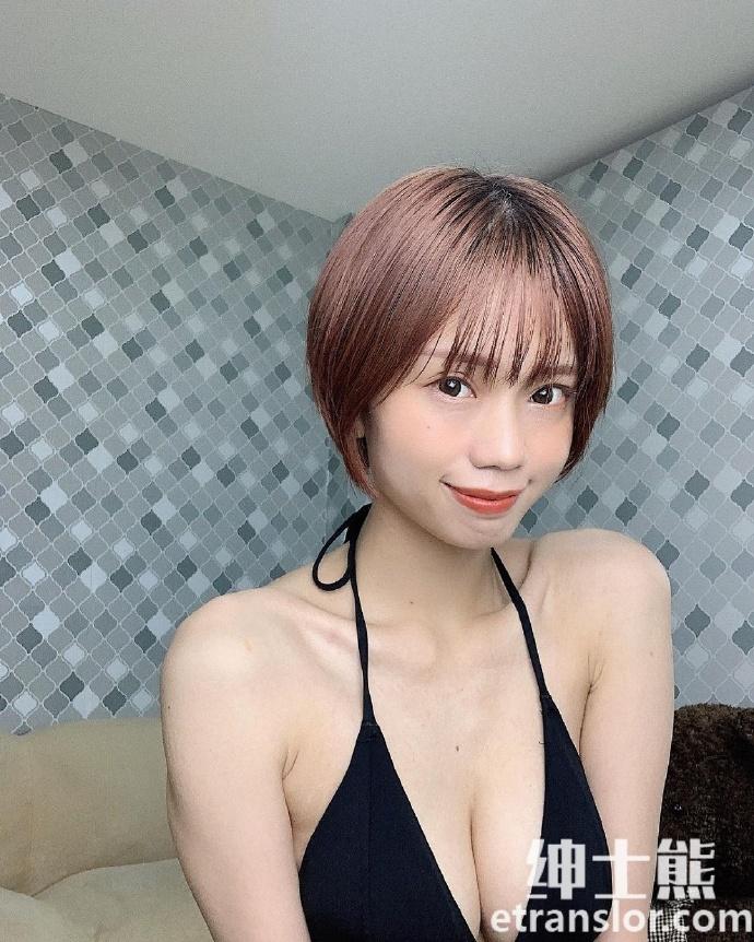 清纯短发美少女东口优希温暖气质疗愈人心 网络美女 第6张