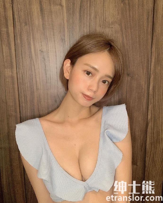清纯短发美少女东口优希温暖气质疗愈人心 网络美女 第16张