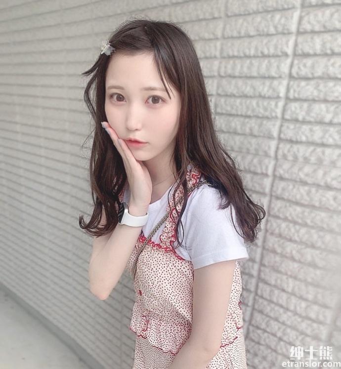 樱花妹女大生藤宫もな教室侧拍太可爱,白嫩脸蛋让人恋爱 养眼图片 第15张