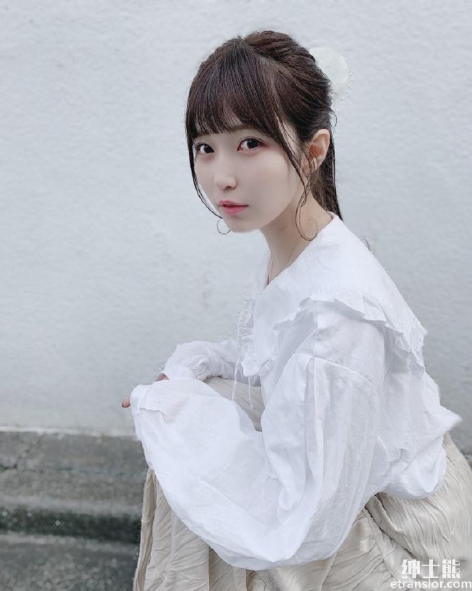樱花妹女大生藤宫もな教室侧拍太可爱,白嫩脸蛋让人恋爱 养眼图片 第3张