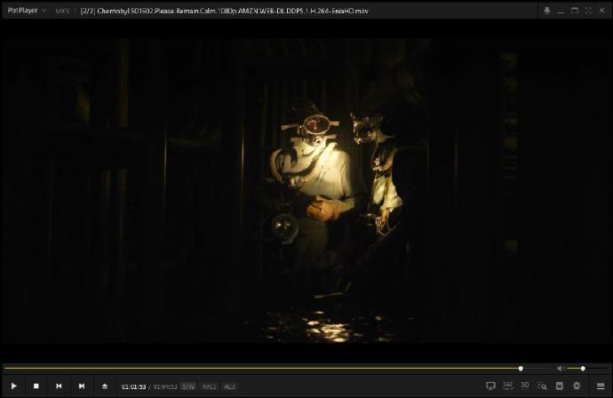 HBO灾难片:切尔诺贝利