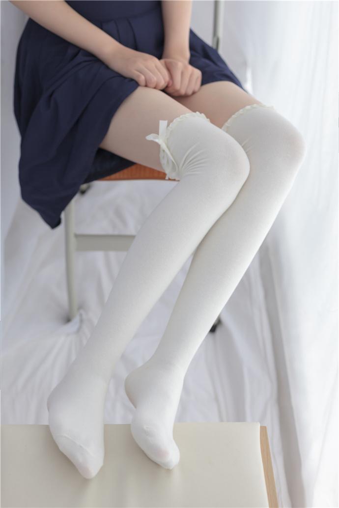少女秩序制服蕾丝边丝袜写真图集 少女秩序
