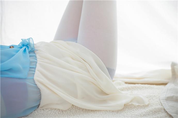少女秩序长腿白丝袜写真图集 少女秩序