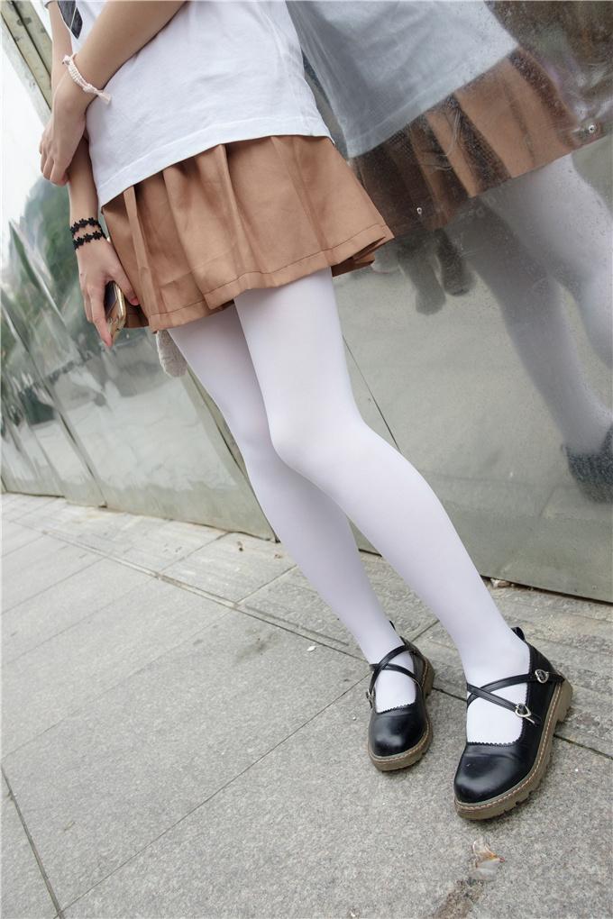 【森罗财团】BETA-041高三女生白丝制服 森罗财团