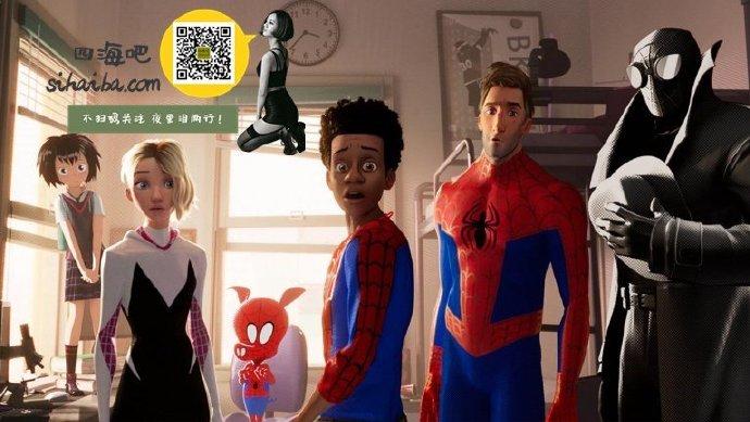《蜘蛛侠:平行世界》续篇确定制作 2022年4月8日上映 嗨头条 第1张