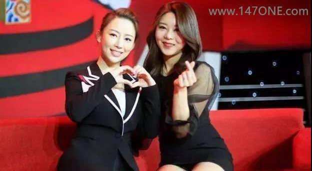 金佳映和潘晓婷是好友,韩国台球女神身材傲人,曾称想找中国老公