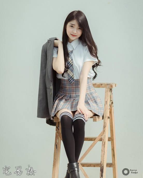 泰国美女anun_ssn经典图片