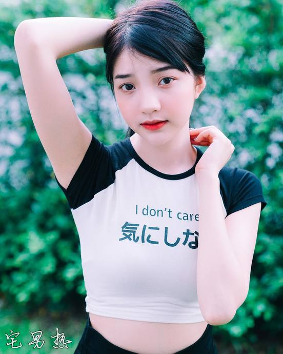 泰国妹子anun_ssn生活照