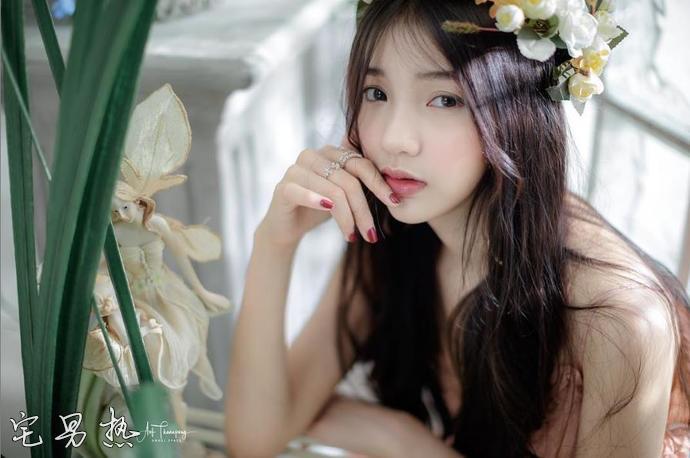 泰国美女Anun Sasinun生活照
