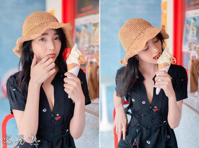 泰国美女Anun Sasinun图片