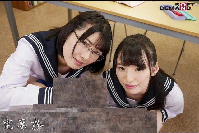 STARS-067 姐妹花合体:小泉日向、野野原荠的春日三人行